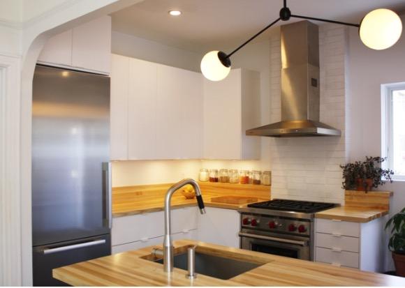 Cocina peque a y poderosa proyectos de cocina for Proyecto cocina pequena